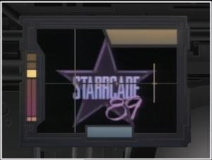Starrcade 1989 Logo